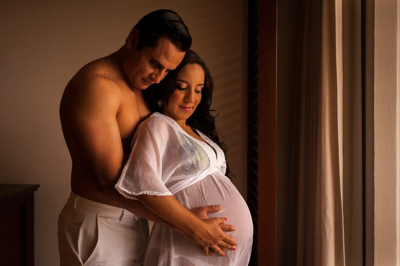 Tres Rios Maternity Photo Session