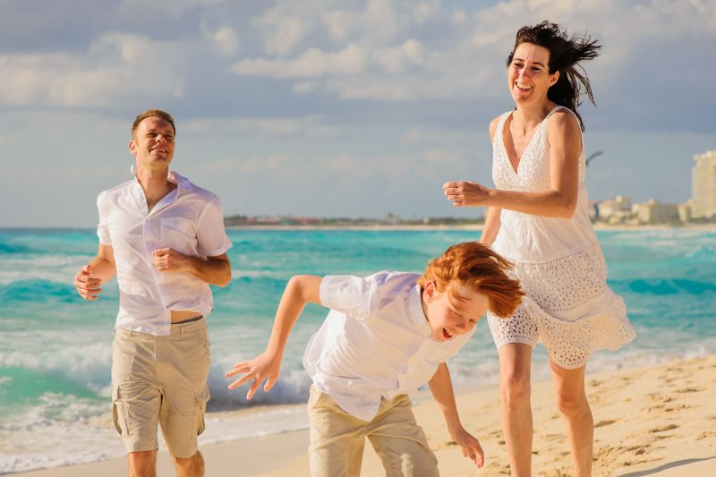 Cancun Family Photo Session
