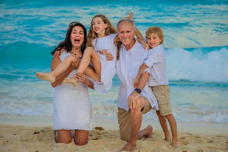 Iberostar Hotel Family Photo Session