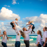 Westin Lagunamar Family Photo Session