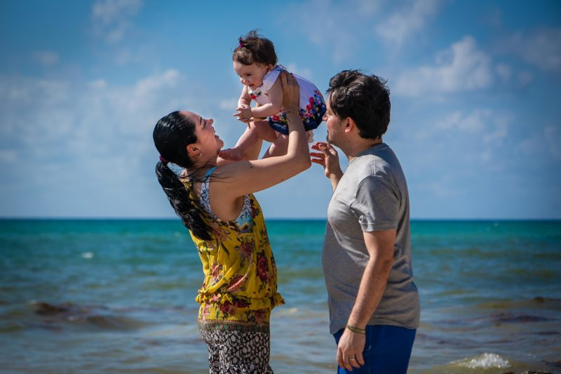 Playacar Family Pictures