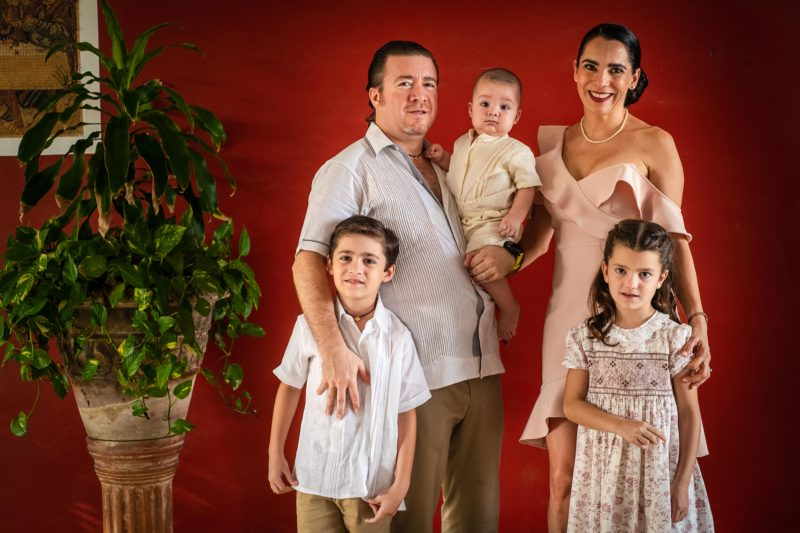 Bautizo Iglesia Cristo Resucitado Cancun