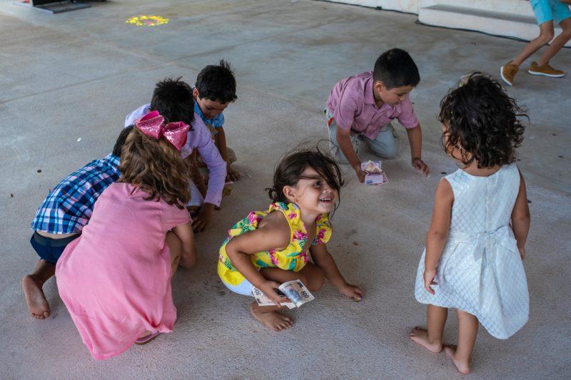Cancun Baptismal Photo Session