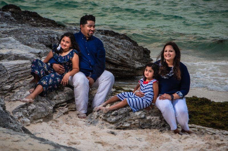 Riu Palace Cancun Family Pictures