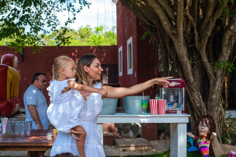 Quinta Real Kids Party photo Session