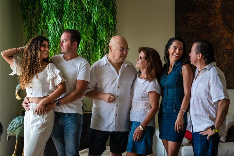 Puerto Cancun Family Photo Session
