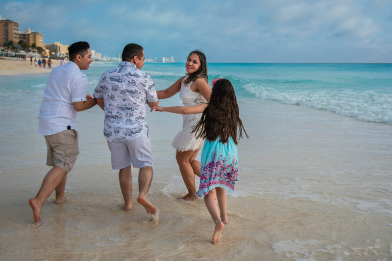 Hard rock Hotel Cancun Photo Session